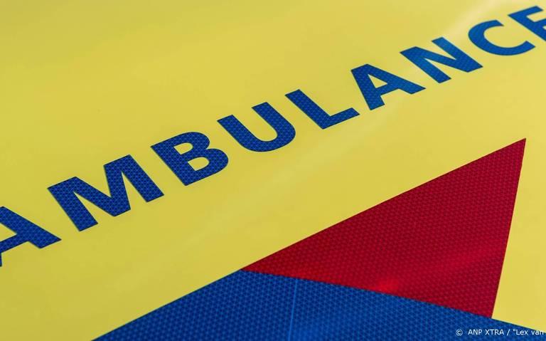 Fietser gewond bij aanrijding in Leeuwarden.