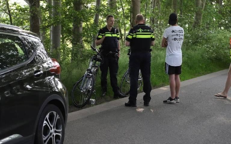 Fietser raakt gewond bij ongeval in Rottevalle.