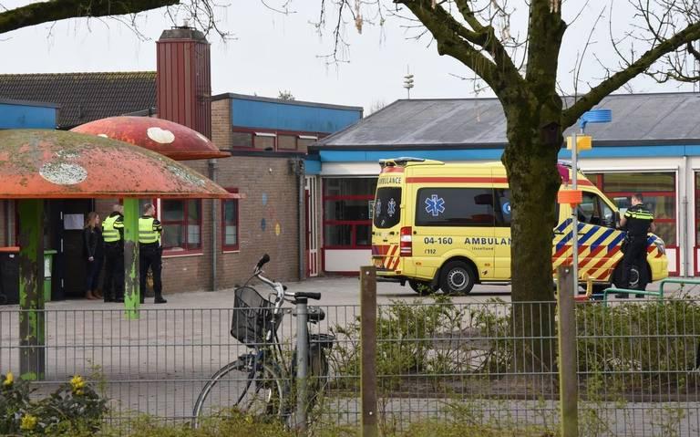 Meisje van 5 omgekomen bij ongeval kindcentrum Steenwijk.