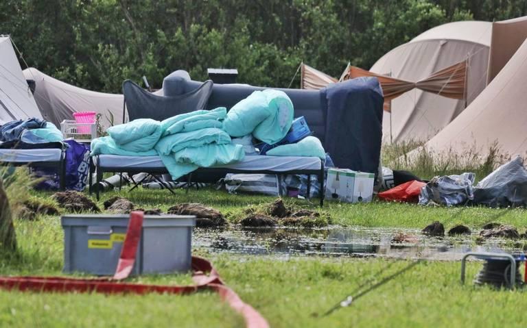 Nieuws uit Friesland van 19 en 20 juni | Tientallen tenten blank op Vlieland, fietser raakt zwaargewond bij aanrijding bij Tytsj