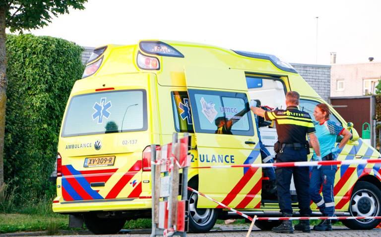 Twee mensen lichtgewond bij botsing in Sneek.