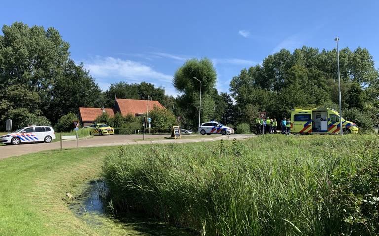 Wielrenner overleden na aanrijding met auto bij Rohel.