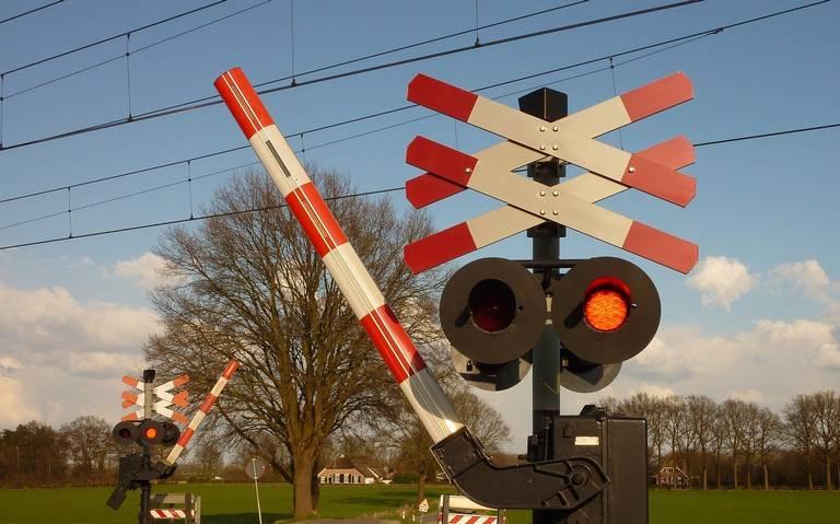 Aanrijding met persoon: geen treinverkeer tussen Heerenveen en Wolvega.